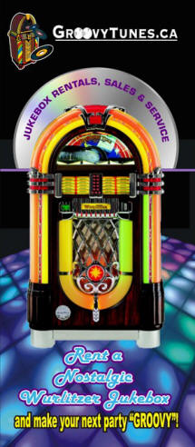 Jukebox rentals sales and service